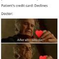 I diagnose u with dead