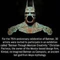 Soy batman amigo.....