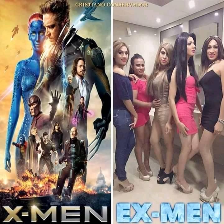 X.MEN - meme