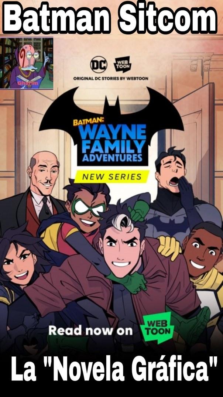 Batman versión Wandavision - meme