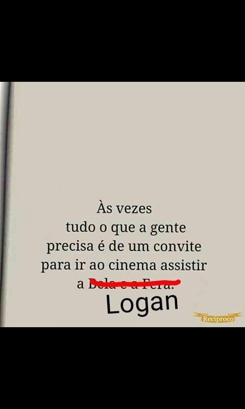 LOGAN - meme