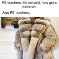 PE Teachers