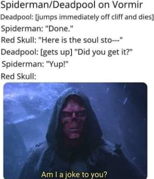 MCU and Deadpool Parody? - meme