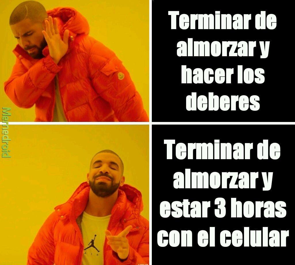 Celular :v - meme