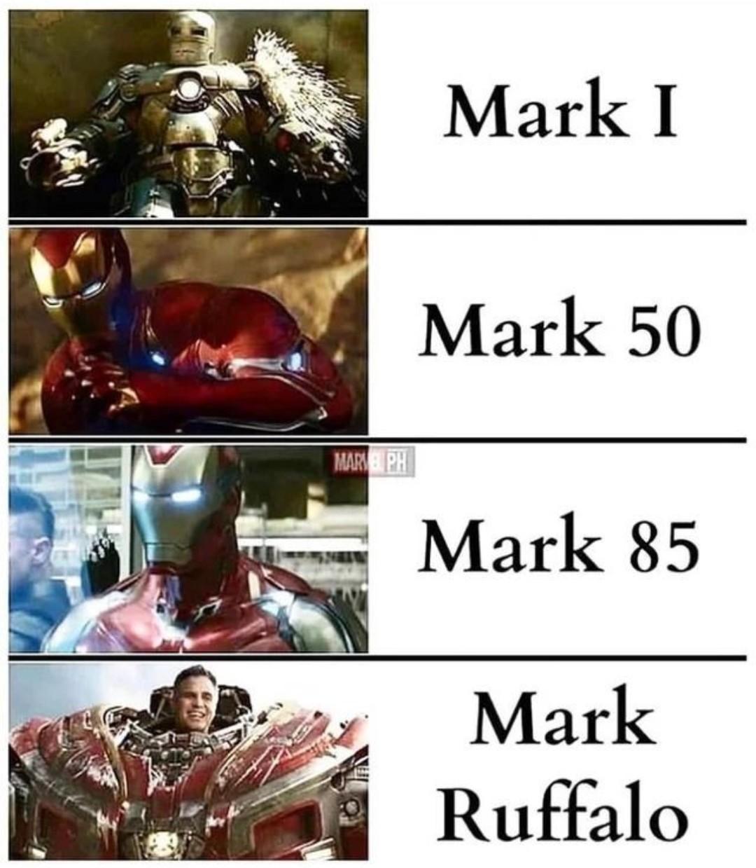 Marks - meme
