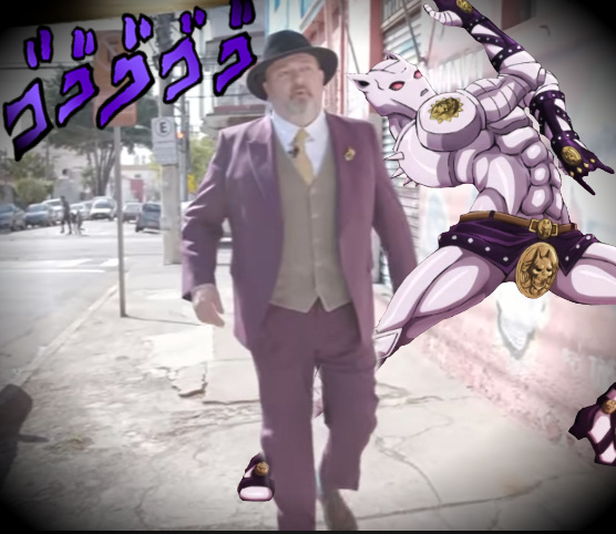 yoshikage jaquin - meme