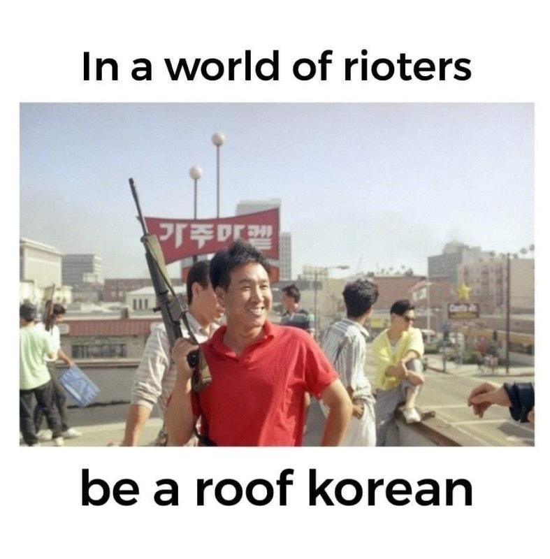 Koreans - meme