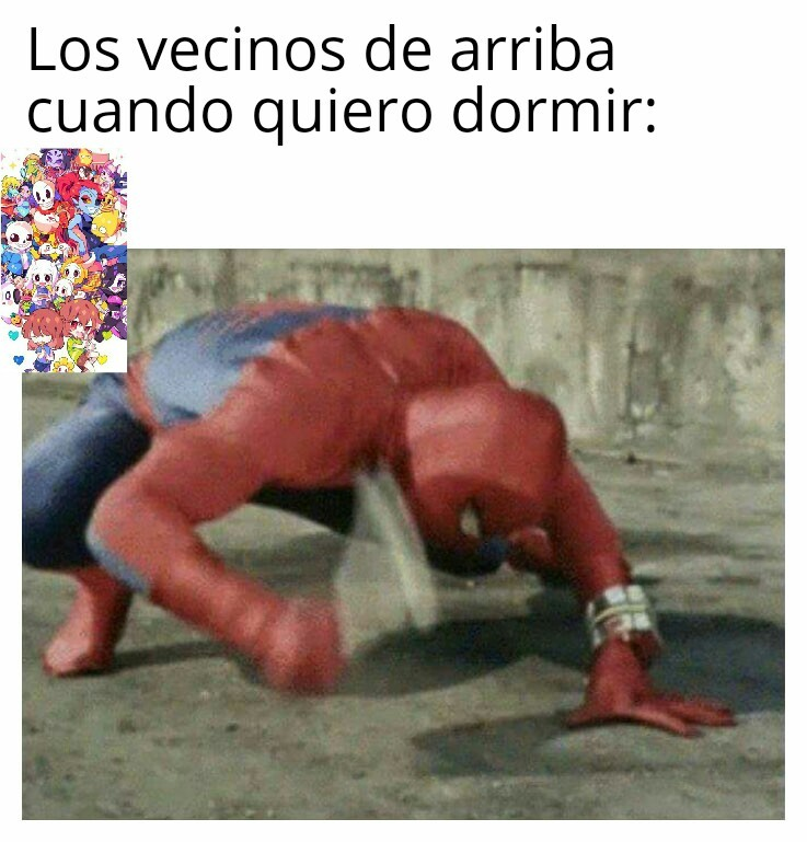 Spiderman - meme
