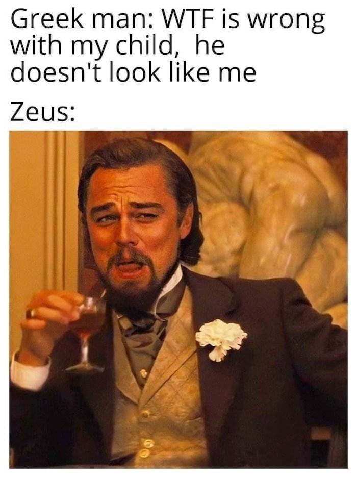 god of gods - meme