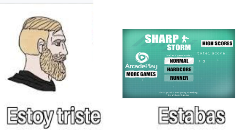 sharp storm - juegos friv - meme