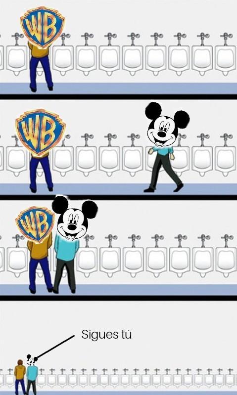 Disney Dios - meme