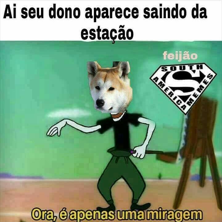 Sad Dog - meme