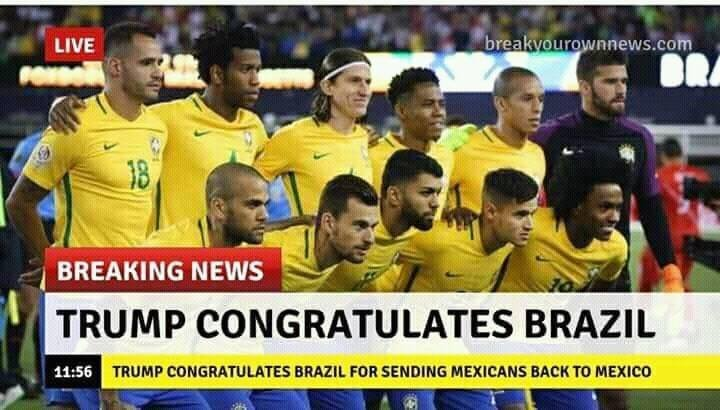 Fick Mexico - meme