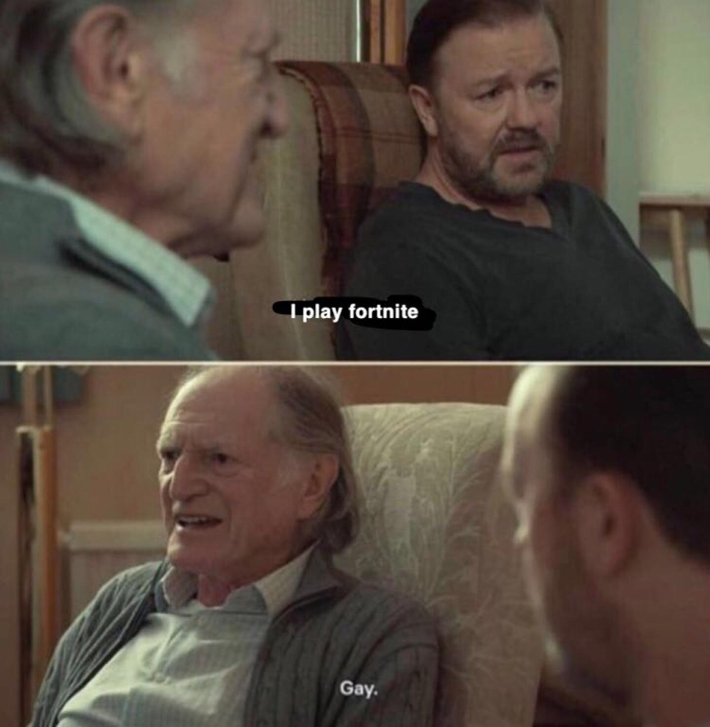 I love this show - meme