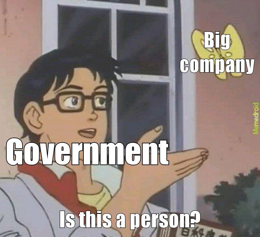 Politics lol - meme