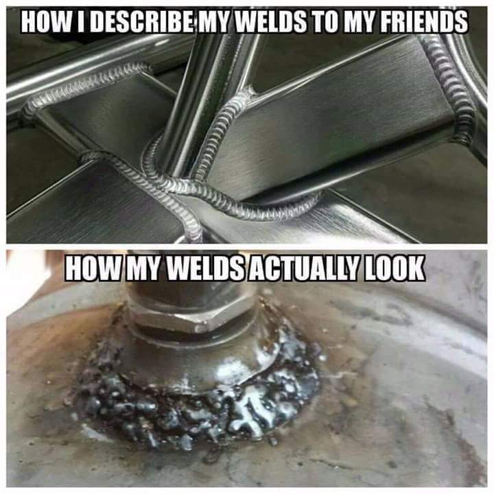 Welds - meme