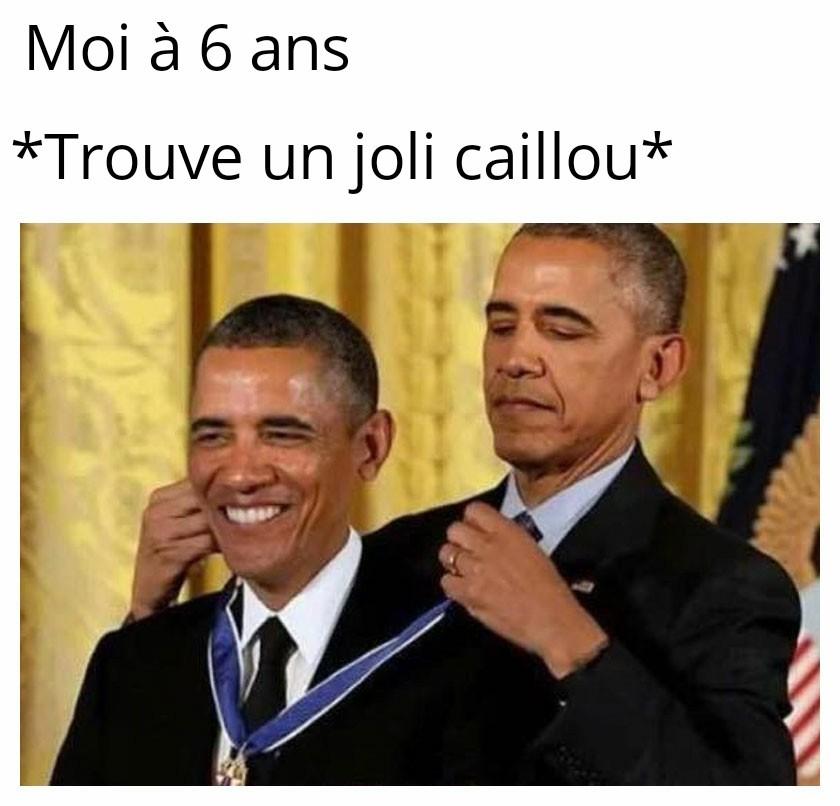 Caillouuuuu - meme