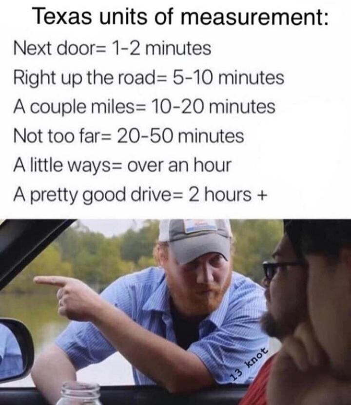 Texasss - meme