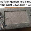 dust bowl happened in the 1930s