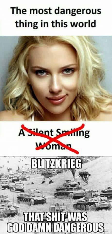 Le titre envahie la Pologne - meme