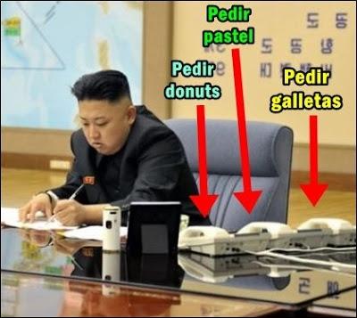 Kim Jong un - meme