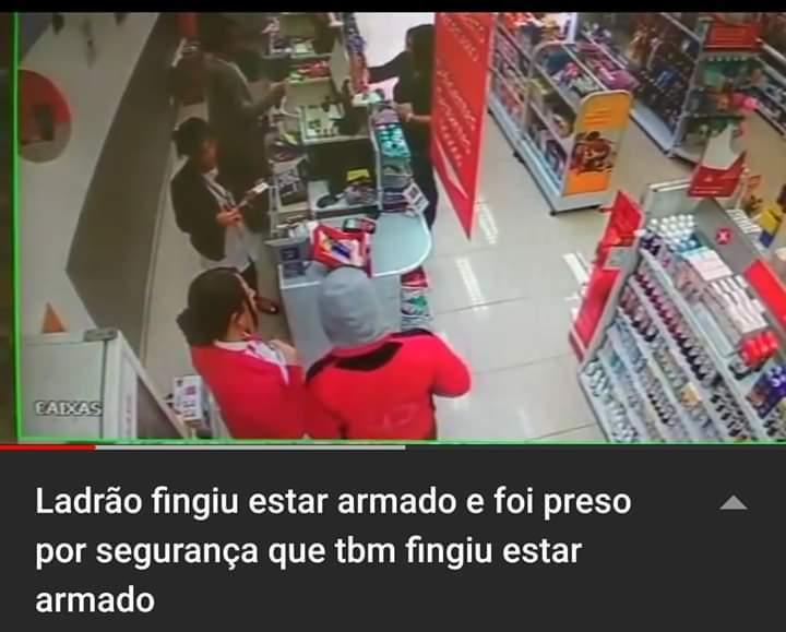 Mentirinha - meme