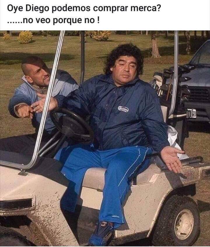 el Diegote es el Diegote - meme