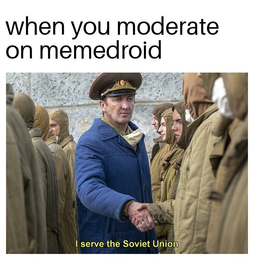 Moderate - meme