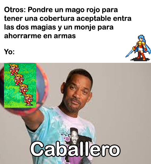 Caballero - meme