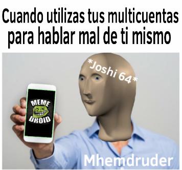 El Joto 69 - meme