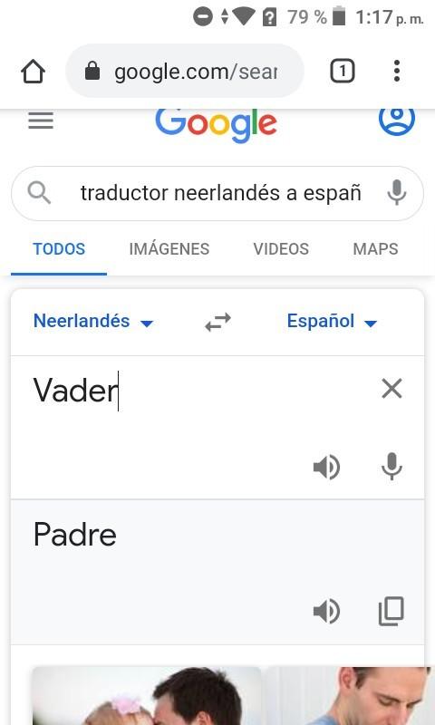 El propio nombre de darth Vader pudo ser un spoiler para los holandeses - meme