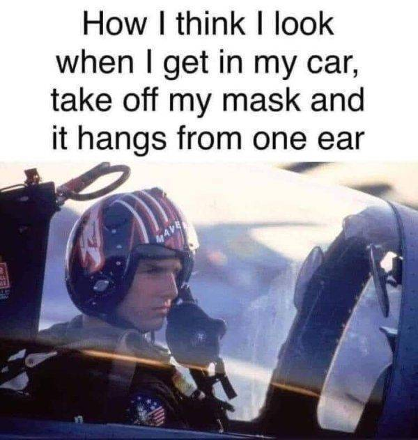 You too can get that Top Gun & Days of Thunder feeling at the same time. - meme