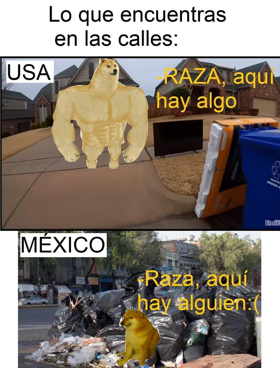 Mi México querido - meme