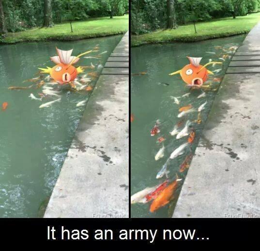Tiene una armada ahora!!(Valieron verga prros) - meme