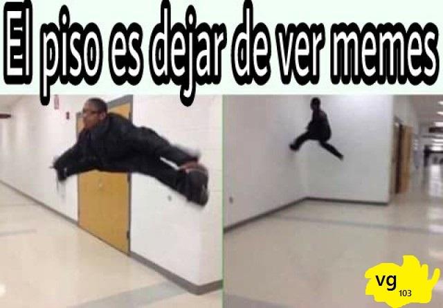 PISO - meme