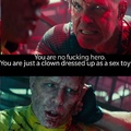 Deadpool the meme machine