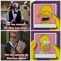 Feliz cumpleaños Stan Lee :'(