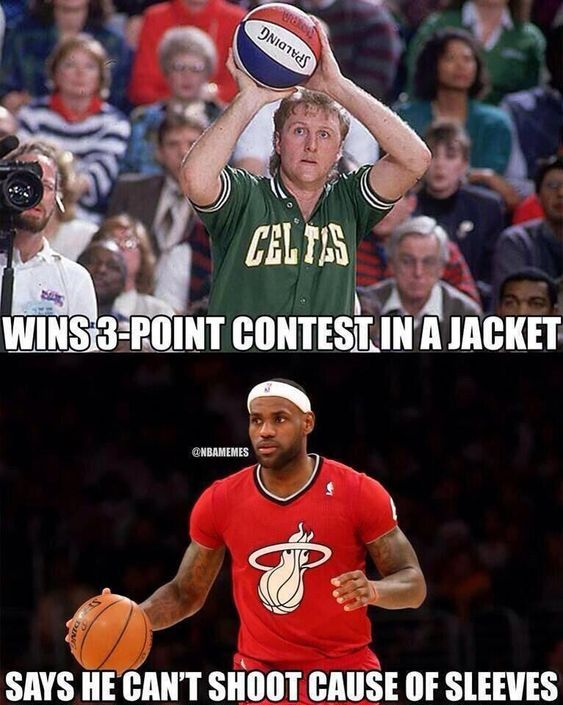 Three point contest - meme