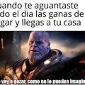 Thanos uooooooo