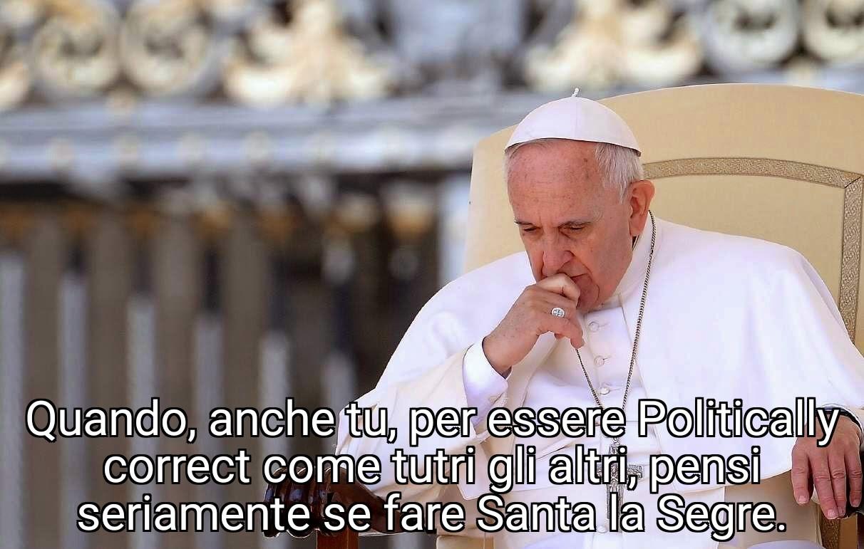 Papa Francesco - meme