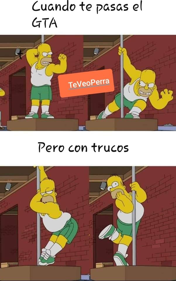 Homero - meme