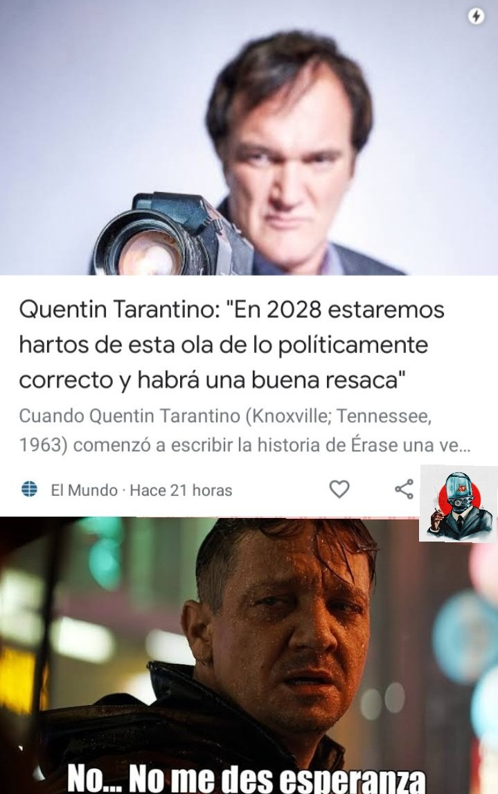 Un capo Tarantino - meme