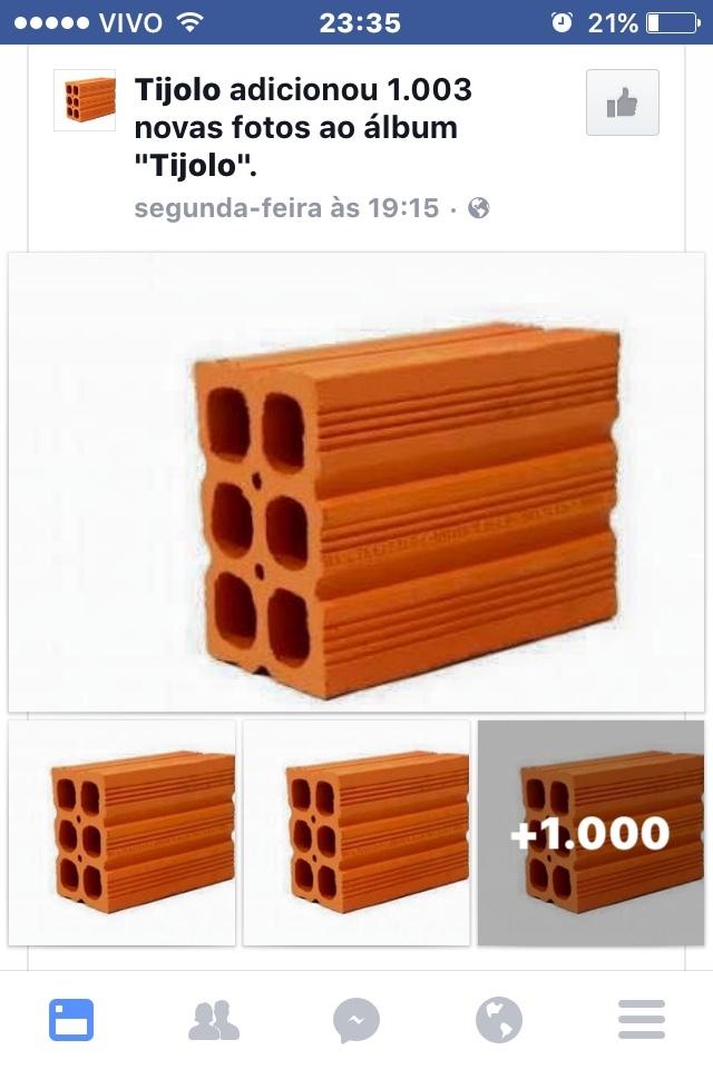 tijolo - meme