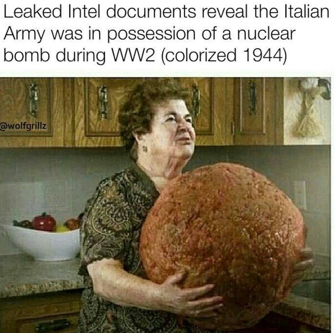 Truly horrifying - meme