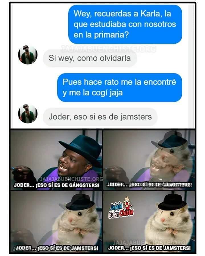 Joder! - meme