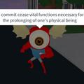 go commit die in verbose
