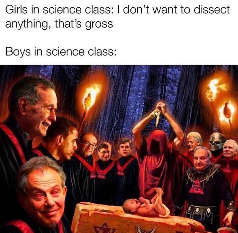 Grand coup de chlass - meme
