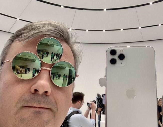El nuevo androide de apple - meme