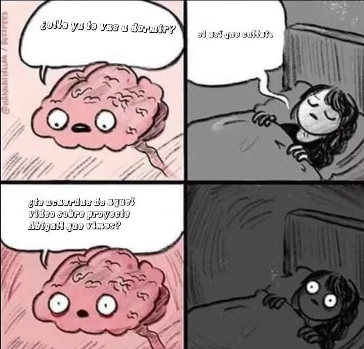 Esa mierda me traumatizo - meme