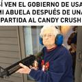 abuela armada